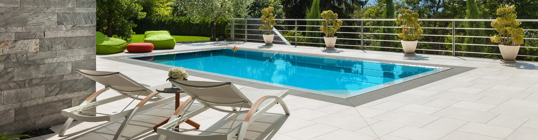 Construire piscine en Suisse